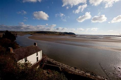 boat house laugharne caigners shocked at plans to allow turbine at centre of