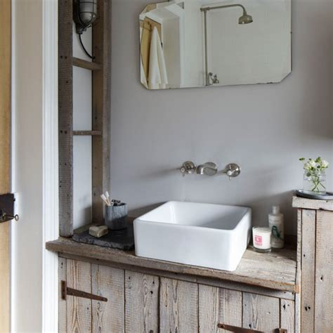 bathroom storage ideas uk rustic wood bathroom housetohome co uk