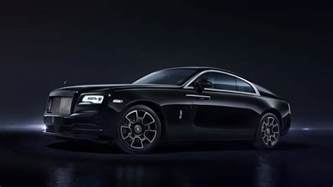 Rolls Royce Wraith Wallpaper Rolls Royce Wraith Black Badge Geneva 2016 Wallpapers Hd