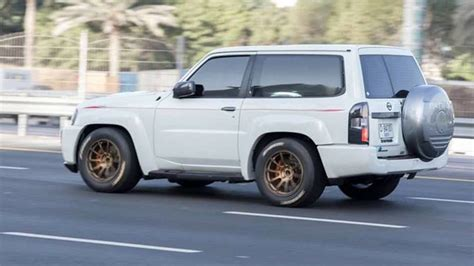 Nissan Patrol Hp by This 1 900 Hp Nissan Suv Eats Porsche 918s For Breakfast