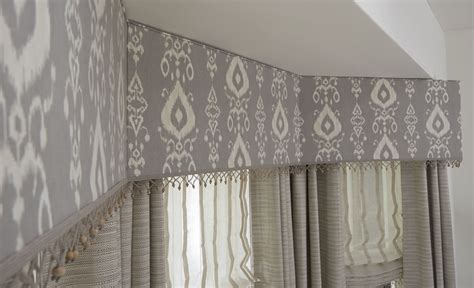 Upholstered Valance Upholstered Cornices Drapery Connection