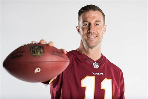 106 7 the fan listen snider alex smith looks like leader redskins need 106 7