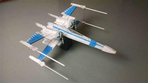 best x wing model build a lightweight flying foam r c x wing make