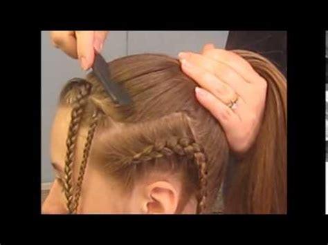 warriors braid warrior braid braidesnstyles youtube