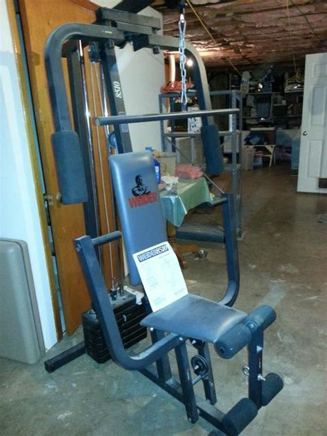 weider 8510 home other pei location pei