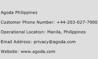 agoda email address indonesia agoda philippines customer service phone number contact