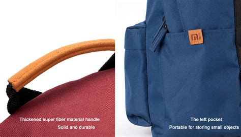 Tas Backpack Gunung Traveling Blue Goods Original xiaomi bag preppy style backpack original original solution