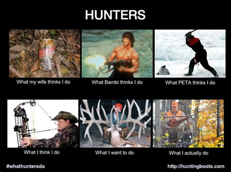 Hunter Meme - the gallery for gt funny deer hunting memes