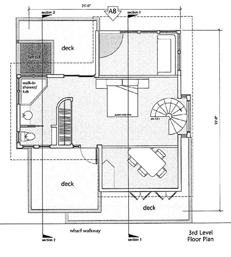 floating home floor plans floating home floor plans float home designs westbay float