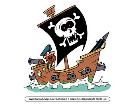 pirate ship clip pirate clip free pirate images pictures
