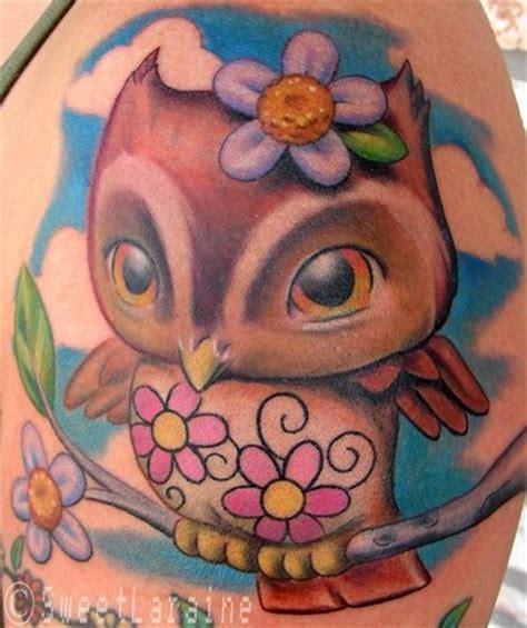 tattoo owl cartoon 27 best images about tattoo on pinterest celtic knots
