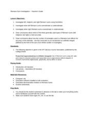 Riemann Sum Worksheet