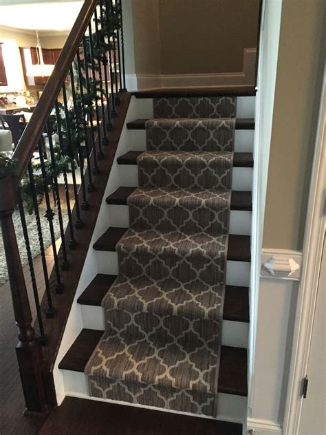 carpet runner  stairs  carpet video