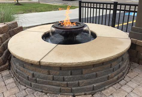 custom gas pits northfield fireplace grills pits