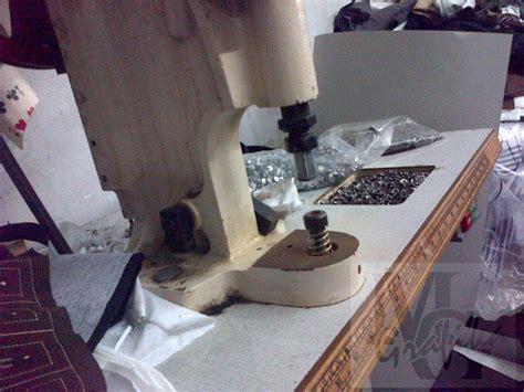 Mesin Bordir Tangan beginilah proses pembuatan kaos