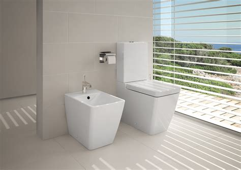 Bath And Shower In One vitra t4 close coupled toilet amp floorstanding 1 taphole