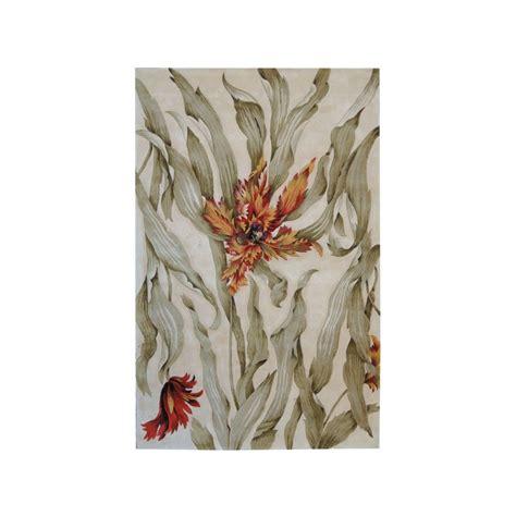 nourison tropics rugs nourison tropics rug 168cm x 107cm by home of the sofa