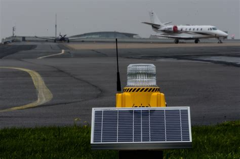 led aviation obstruction light obstruction light solar led aviation obstruction