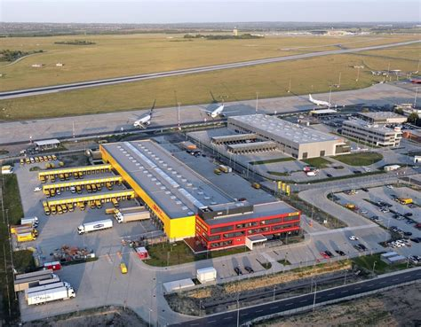 dhl express opens  facilities   phase
