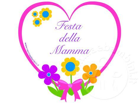 fiori per la festa della mamma biglietto festa della mamma da stare mamma e bambini