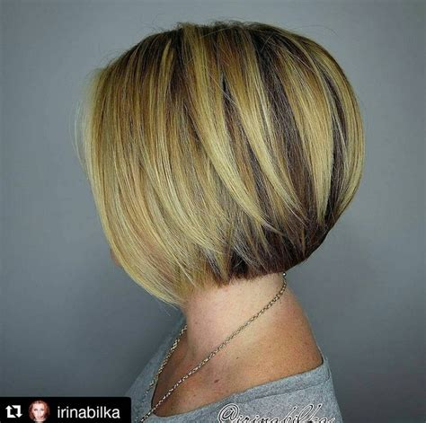 layer thick hair for ashort bob 21 cute layered bob hairstyles popular haircuts