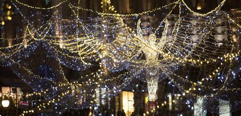 the regent street christmas lights switch on 2017 is here