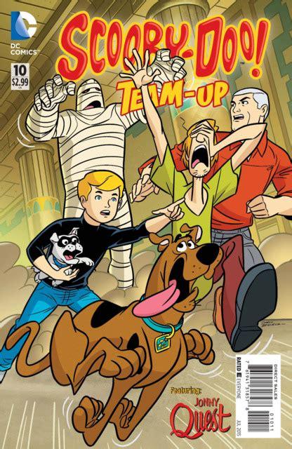 Dc Comics Scooby Apocalypse 18 December 2017 scooby doo team up volume comic vine