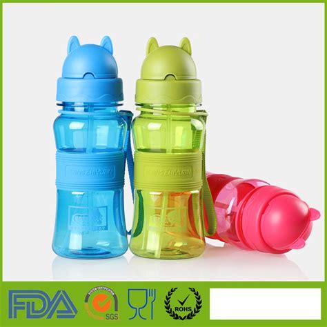Us Baby Sport Straw Bottle 310 Ml Tersedia Pilihan Warna T2909 300ml my water bottle with straw for school children baby plastic portable