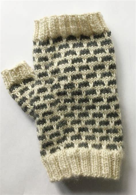 how to do mosaic knitting byhandbyjean