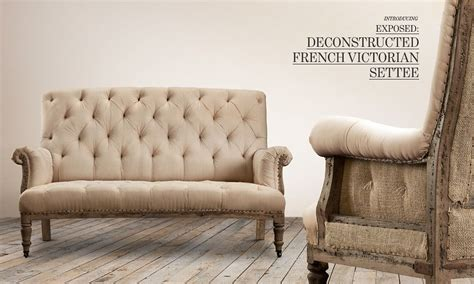 restoration hardware deconstructed sofa restoration hardware