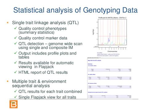 statistical genomics linkage mapping and qtl analysis books pag 2015 view statistical analyses in the
