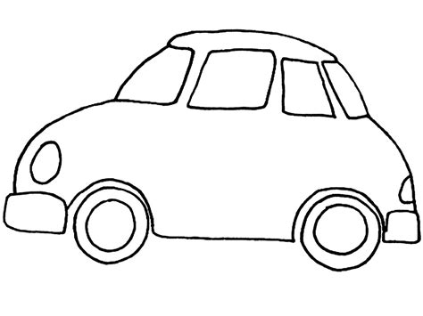 car coloring pages preschool car cute coloring pages only coloring pages