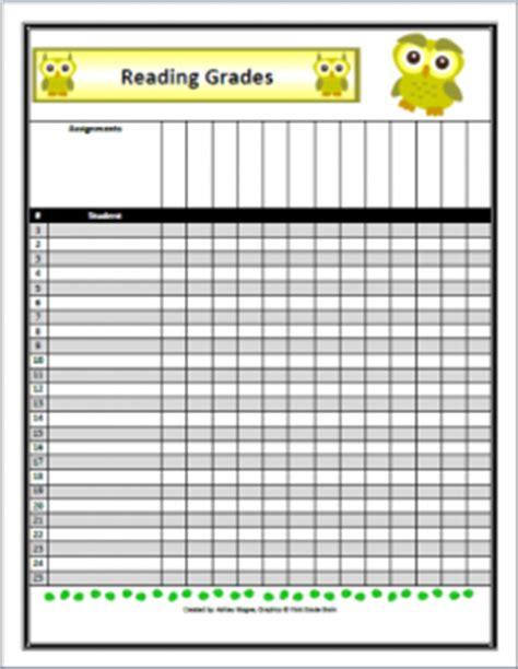 gradebook sheets | new calendar template site