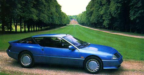 Renault Alpine A610 Gta V6 Turbo 1986 Alpine A610 Gta