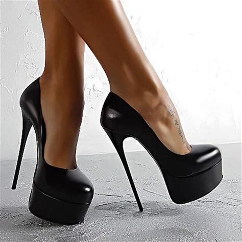 cheap stiletto high heels cheap real 2016 black and white womens pumps stilettos