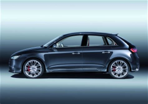 Smallest Audi by Bucking A Small Car Trend No Audi A1 Model For U S Cbs