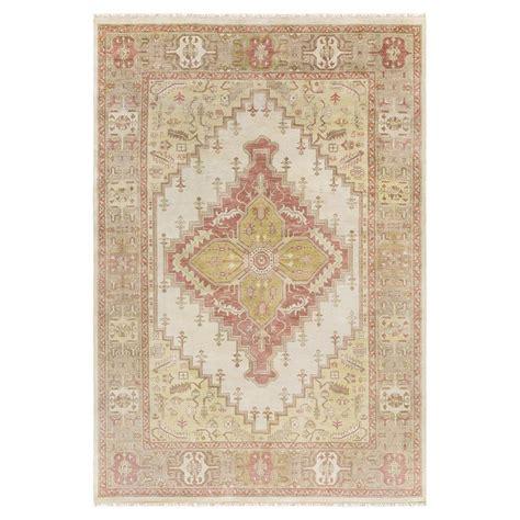 rug 6x8 kaori bazaar vibrant pink traditional wool rug 5 6x8 6 kathy kuo home
