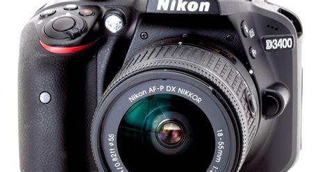 Dan Spesifikasi Kamera Sony Dslr Spesifikasi Dan Harga Kamera Dslr Nikon D3400 Terbaru 2017 Kamera Entry Level Pertama Dengan