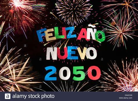 feliz ano nuevo 2050 stock photo royalty free image