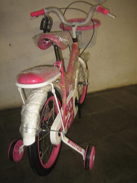 Sepeda Keranjang Evergreen sepeda anak evergreen 16ap penguin 16 inci mahasarana
