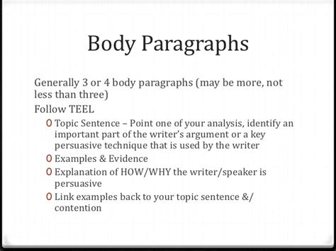 How To Write A Language Analysis Essay Exle by Language Analysis Essay Writing