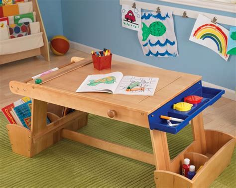 kids art desk for two 15 kids art and desks for little picassos home