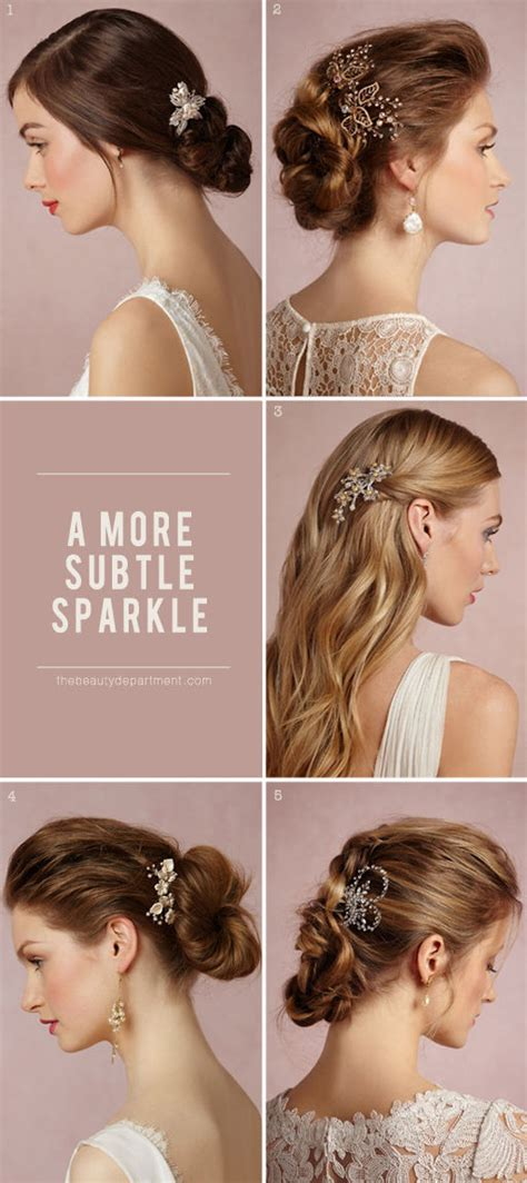 Wedding Hair Accessories The Department by Hair Accessories Bhldn The Dept