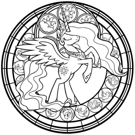 X2 Coloring Page by Princess Celestia Coloring Pages For