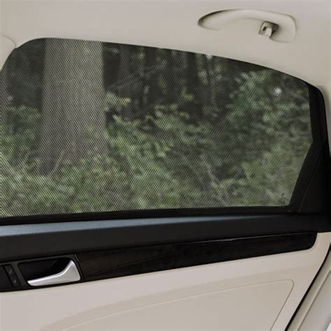 volkswagen magnetic pop  sunshades vw service  parts