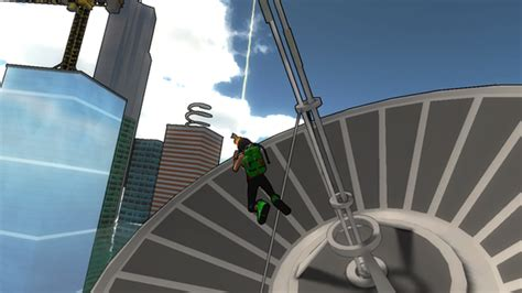 spiderman rope swing games swinging physics for player movement as seen in spider