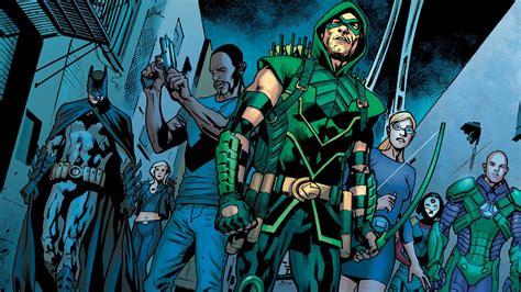 Barns And Noble Dc Green Arrow Vol 7 Kingdom Dc