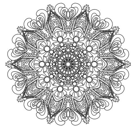 Coloring Page Designs Intricate Design Coloring Pages Coloring Home by Coloring Page Designs