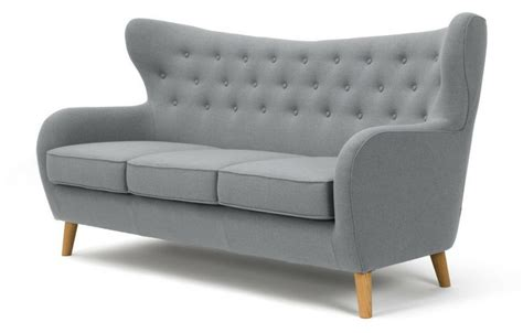 merlin couch tuner grey 3 seater sofa 28 images button back grey 3 seater