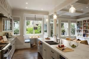 kitchen breakfast nook ideas dual kitchen sinks contemporary kitchen gast architects